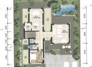 珠海九洲保利天和V-A1别墅一层
