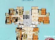 珠海恒大海泉湾花园米克诺斯-37栋 11层平面图