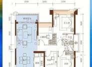珠海五洲家园26栋05户型