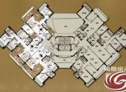 珠海雅居乐御龙山雅居乐御龙山R型1室2厅1卫1厨
