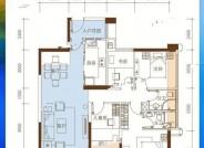 珠海五洲家园26栋02户型