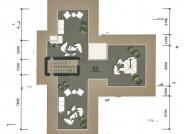 珠海九洲保利天和V-A1别墅楼顶